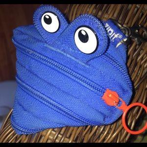 Super cute Zipit coin purse!